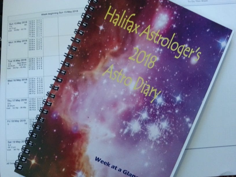 2018 astro guide week at a glance